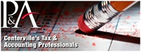 P&A Tax Preparation and Accounting Services