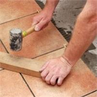 Roark Tile Installation