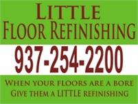 Little Floor Refinishing