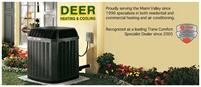 Deer Heating & Cooling, Inc.